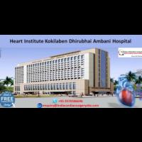 Heart Institute Kokilaben Dhirubhai Ambani Hospital, Dubai