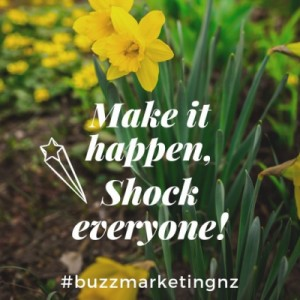 Buzz Marketing Auckland Get motivated with clear marketing goals in 2019