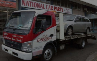 National Car Removal & Car Parts Auckland Car Wreckers Truck
