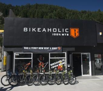 Bikeaholic Mountain Bikes Queenstown Queenstown queenstown bike rentals