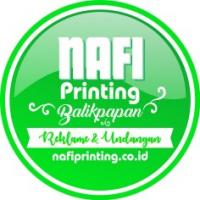 Nafi Printing (percetakan & Reklame), Kota Balikpapan