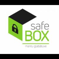 SafeBox, mantu glabātava, Rīga