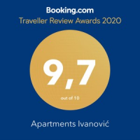 Apartments Ivanovic, Budva
