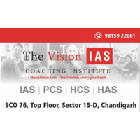 THE VISION IAS - IAS Coaching in Chandigarh, Chandigarh