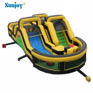 Sunjoy Inflatables Guangzhou obstacle course