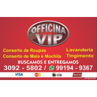 Officina Vip atendimento via delivery, Goiânia