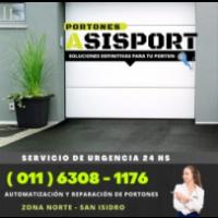 REPARACION DE PORTONES AUTOMATICOS - REPARACION DE PORTONES - REPARACION DE PORTONES - ASISPORT, San Isidro