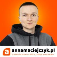 annamaciejczyk.pl - projekty graficzne, strony i sklepy internetowe, agencja reklamowa, Krosno