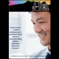 J-TEK SOLUCIONES DE IMPRESION , RECARGA DE CARTUCHOS TONER Y TINTA , CHIPS PARA CARTUCHOS Y DRUM , REPARACION DE IMPRESORAS LASER EN CABA, buenos aires