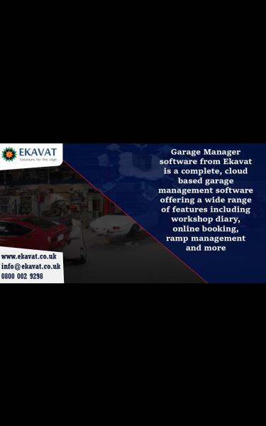 Garage Management Software UK | Garage software uk | mot
